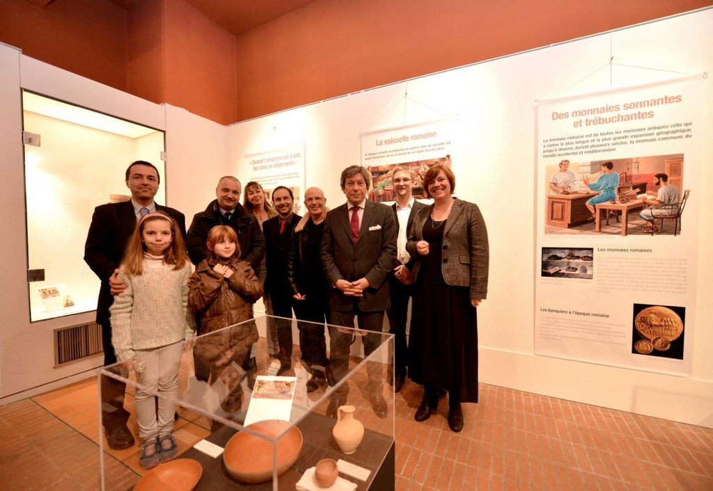 Crédit : Musée d'Archéologie de Nice / Cimiez