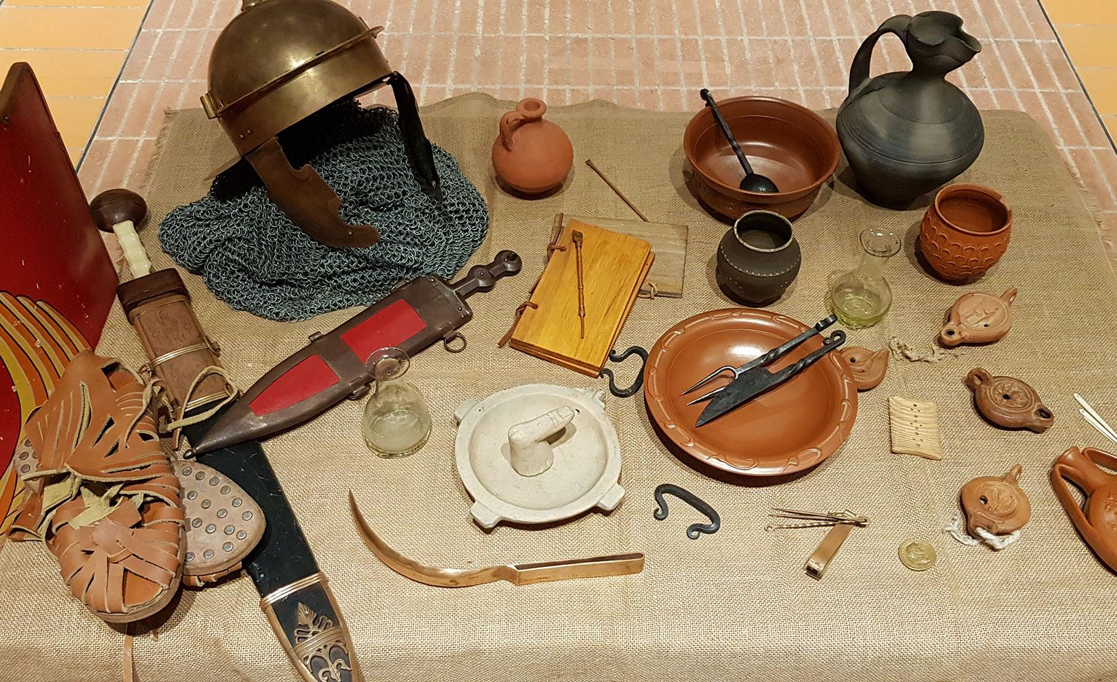Les mercredis romains