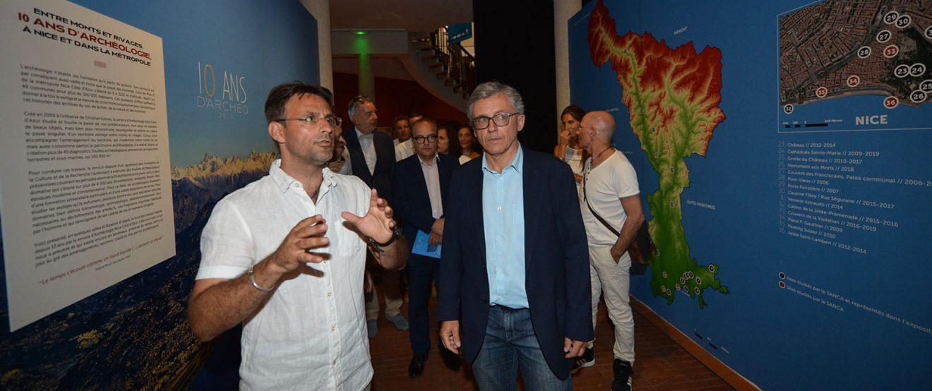 Visuel expo Monts et Rivages